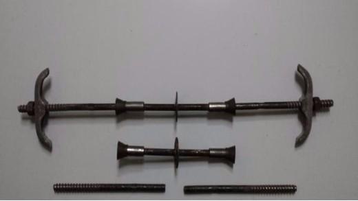 三段式止水螺杆规格有哪些