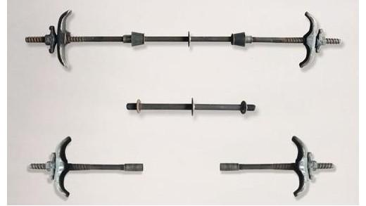 三段止水螺杆
