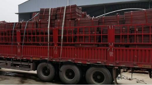 郑州0.8x1m钢笆网片发货