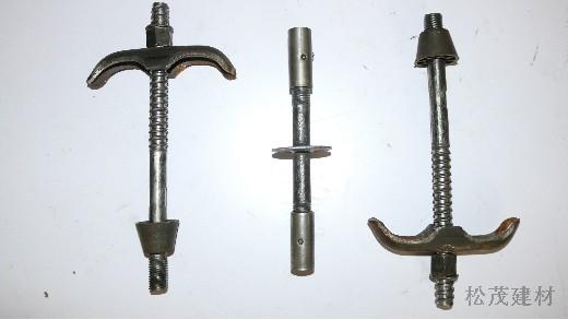 如何计算使用止水螺栓的数量