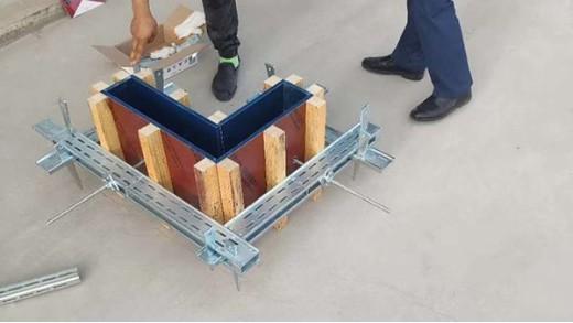 方柱扣加固件生产厂家