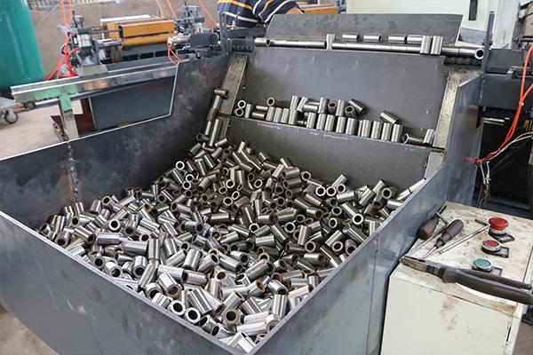 钢筋直螺纹连接套筒3-2生产图