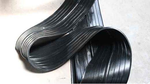 橡胶止水带接头的作用和使用方法