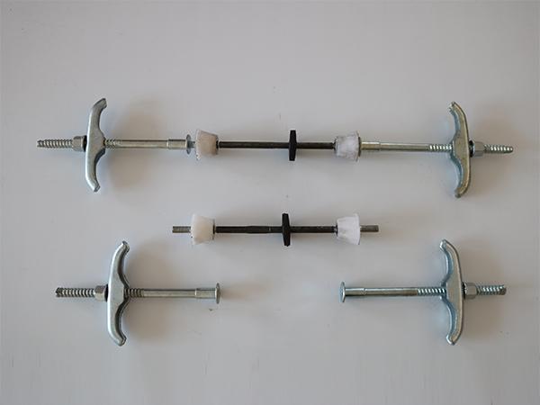 松茂建材镀锌五段式止水螺杆