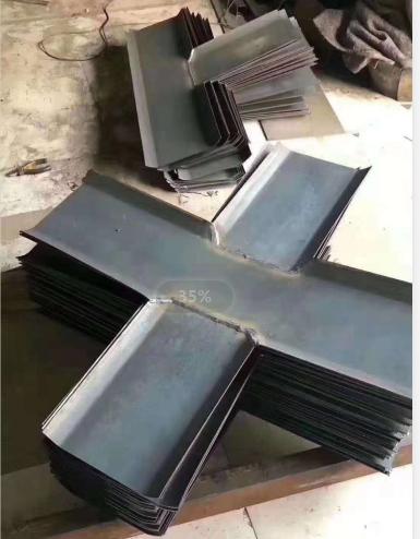 止水钢板十字型