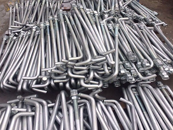 7字地脚螺栓产品展示
