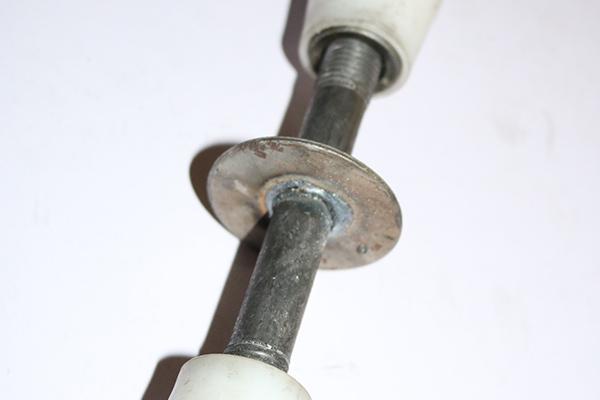 松茂建材止水片采用二氧化碳气化保护焊焊接