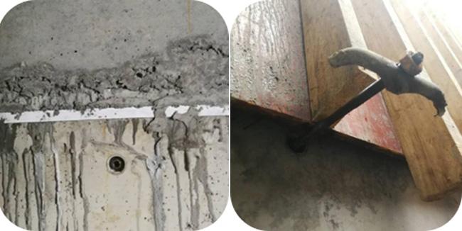 可拆卸的锁脚螺栓使用