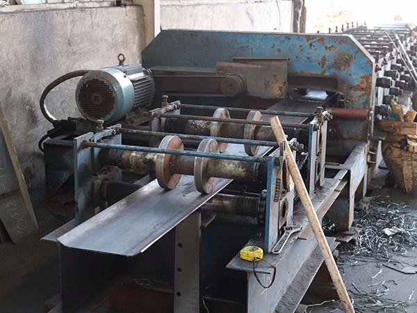 止水钢板生产设备
