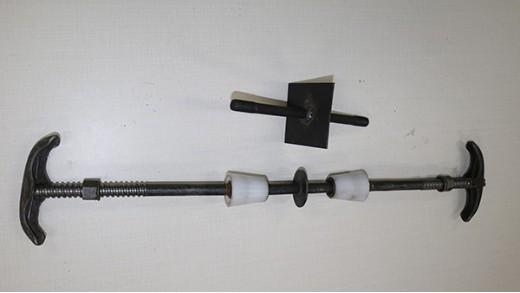 三节式止水螺杆厂家