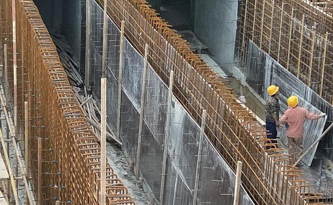 福建漳州某地下综合管廊项目-松茂建材案例