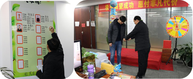 郑州松茂建材2月销售总结会