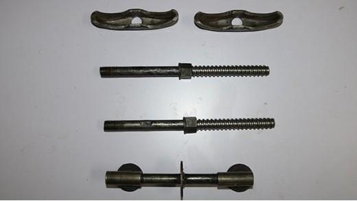 三段式止水螺杆拆卸方法