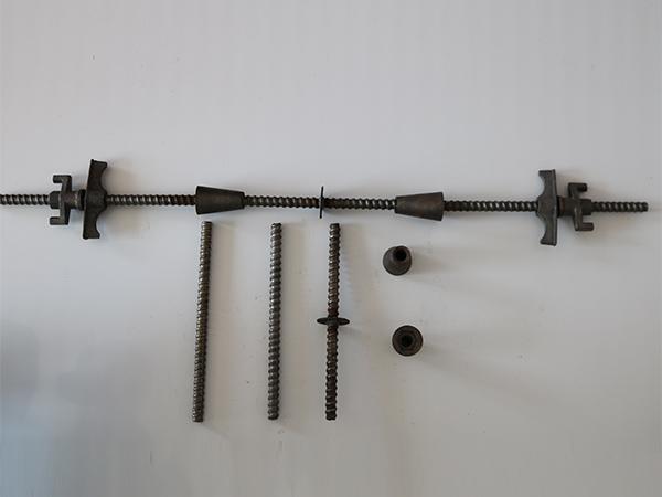 松茂建材三段铸铁式止水螺杆