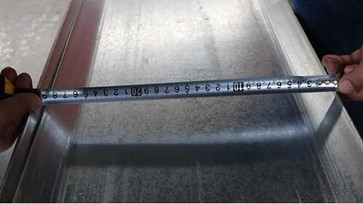松茂建材厂家:止水钢板搭接长度多少