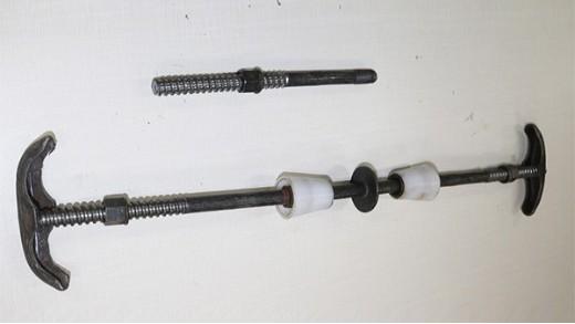 模板止水螺栓介绍